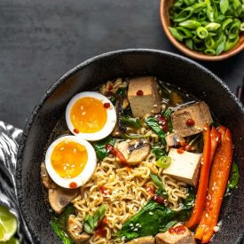 6 Ways to Upgrade Instant Ramen