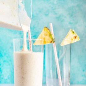 Pineapple Protein Smoothie