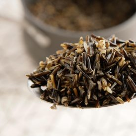Easy Steamed Wild Rice