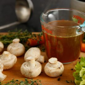 Easy Vegetable Broth