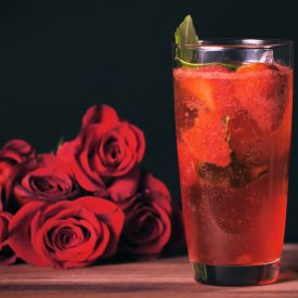 Cupid's 'Buch Valentine's Day Cocktail