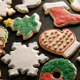 Dorie Greenspan's Sablés (Easy Sugar Cookies)