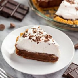 Decadent Chocolate Cream Pie