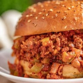 Best Homemade Sloppy Joes