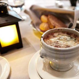 Blue Cheese French Onion Soup