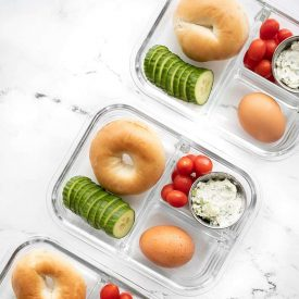 The Bagel Lunch Box
