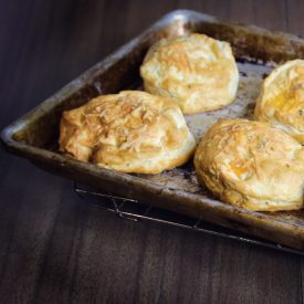 Easy Drop Biscuits with Mayonnaise