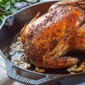 5 Memorable Recipes for a Small Scale Thanksgiving