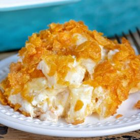 Cheesy Potatoes (Funeral Potatoes)