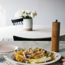Endive Salad with Orange and Walnuts
